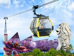 Save 20% to One Faber Group & Sentosa Attractions with HSBC Card