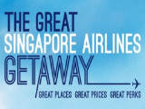 The Great Singapore Airlines Getaway is Up! Fly now from SGD108