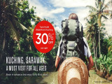 Get 30% Off Best Available Rates for Tune Hotel Waterfront Kuching