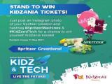 Stand to WIN KidZania Tickets this September!