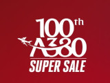 100th A380 Super Sale in Emirates with Fares Starting from SGD399