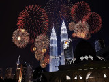 Fireworks Fantasy this New Year in Mandarin Oriental Kuala Lumpur