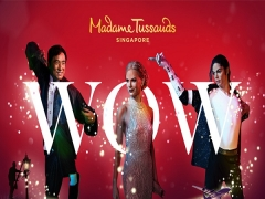Enjoy 50% Off on 2nd Ticket to Madame Tussauds Singapore with NTUC Card