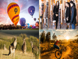 Economy Class Fares to Canberra with Singapore Airlines