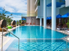 Stay + Breakfast Offer in Le Meridien Kota Kinabalu from RM560