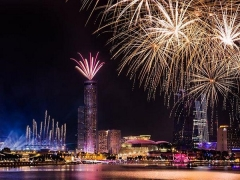 Celebrate New Year in Swissotel The Stamford