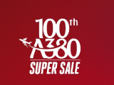 EXTENDED | 100th A380 Super Sale in Emirates with Fares Starting from SGD559