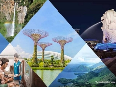 Fly to Silangit Airport with Garuda Indonesia from SGD189