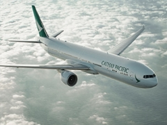 Year-long Exclusive Fares in Cathay Pacific with OCBC Cardholders