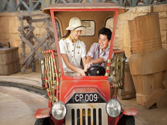 Get 10% Off VIP Tour in Resorts World Sentosa with DBS Card
