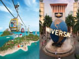 Visit Sentosa Island with Up 50% Off Admission Tickets to Famous Attractions with NTUC Card