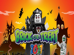 Halloween Brick or Treat Special in Legoland Malaysia where Kids Go FREE