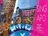 Family Staycation in W Singapore - Sentosa Cove from SGD380