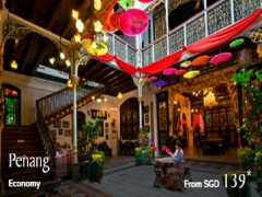 Experience Family Fun in Penang with Flights on SilkAir