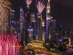 New Year's Eve Package in The Fullerton Hotel Singapore