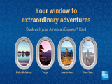 Have an Extraordinary Adventures from SGD148 with Singapore Airlines and AMEX Card