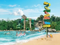 Special Offer to Adventure Cove Waterpark with OCBC MasterCard