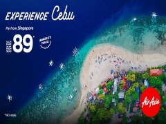 Explore Cebu with Flights on AirAsia from SGD89