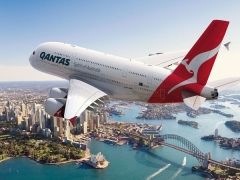 Halloween Special Offer to Australia, New Zealand and US with Qantas Airways