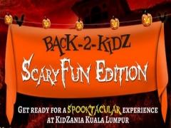 Back-2-Kidz Halloween Special in KidZania Kuala Lumpur this October