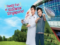 After School Fun in KidZania Singapore from SGD22