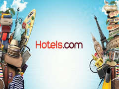Enjoy 12% Off Booking in Hotels.com with MasterCard