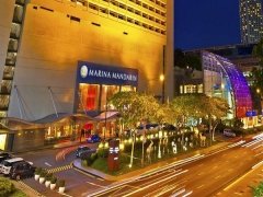 Weekend Staycation Package in Marina Mandarin
