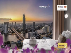 Great Deal Promotion in Thai Airways for your Next Getaway