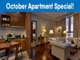 October Apartment Special in The Royale Chulan Kuala Lumpur