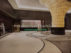 Rendezvous Flash Sale with 40% Savings in Far East Hospitality