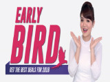 Early Bird Sale in Malindo Airlines with Flights from SGD18