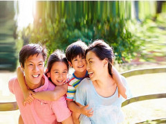 Suite Family Moments in Mandarin Oriental Singapore from SGD850