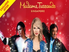 20% Off Full Experience Ticket in Madame Tussauds with PAssion Card