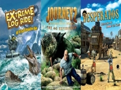 1-FOR-1 Adult One-Day Adventure Pass (Unlimited) in Sentosa 4D AdventureLand with NTUC Card