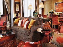 Family Staycation in Four Seasons Singapore with 30% Off 2nd Room for Children