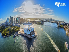 Discover Sydney and Surrounds with Singapore Airlines from SGD608