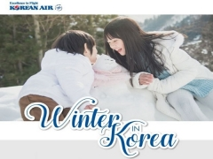 Experience Winter in Seoul with Korean Air from SGD822