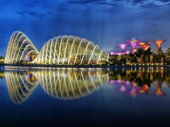 Explore Diverse Plant Life at Gardens by the Bay with MasterCard