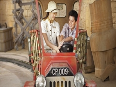 Exclusive Privileges at Universal Studios Singapore® with MasterCard