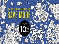 Advance Savings with Up to 10% Discount on your Bookings in Tune Hotels