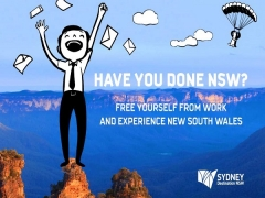 Discover New South Wales when you Scoot to Sydney