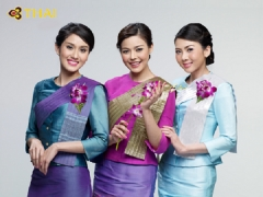 Thai Airways all-in return Fares to Worldwide Destinations from S$298 with Maybank