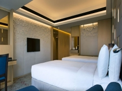 Relax & Indulge Late check out + Extra Bed in Le Méridien Kota Kinabalu