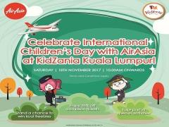 Enjoy 35% Savings in KidZania Kuala Lumpur with AirAsia Boarding Pass