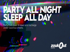 Zoukout Party Package in W Singapore - Sentosa Cove