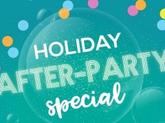 Holiday After-Party Special: Get 35% Off!