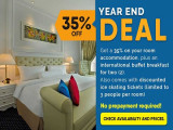 Year End Deal with 35% Savings in Royale Chulan Damansara