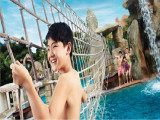Adventure Cove Waterpark with Universal Christmas 2017 Admission | Child Bundle