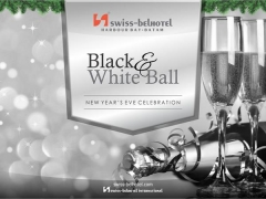 New Year's Eve Package in Swiss-belhotel Harbour Bay Batam