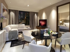Welcoming 2018 at Makati Diamond Residences